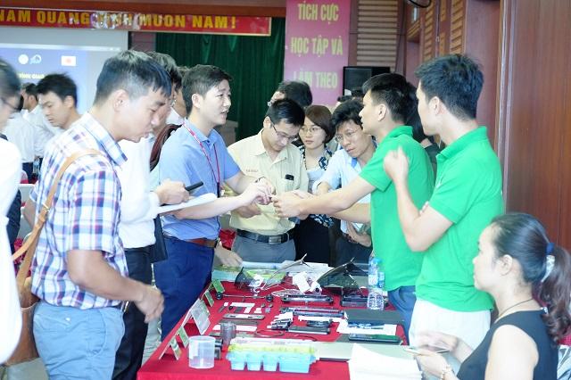 Doanh nghiệp Việt - Nhật kết nối giao thương