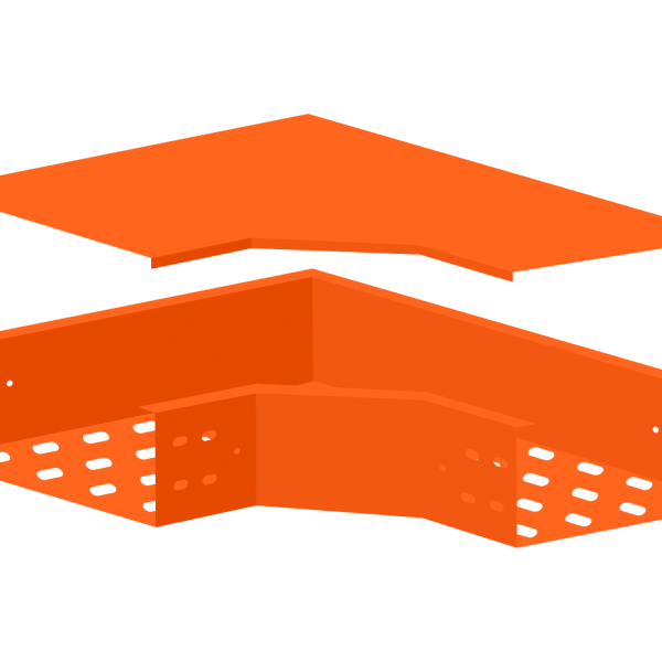 CO KHAY CÁP – HORIZONTAL ELBOW CABLE TRAY